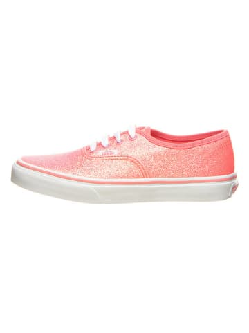 "Vans Sneakers ""Authentic"" in Rot"