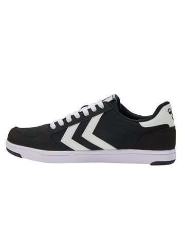 """Hummel Sneakersy """"Stadil Light Canvas"""" w kolorze czarnym"""
