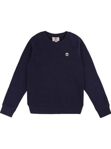 Timberland Sweatshirt donkerblauw