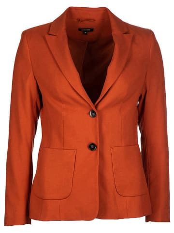 More & More Blazer in Rostrot