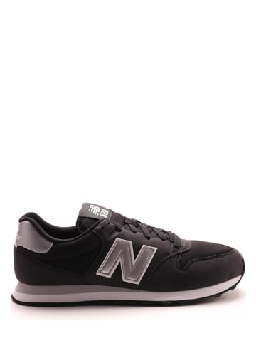 """New Balance Sneakers """"500"""" zwart/grijs"""