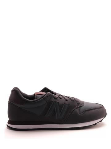 "New Balance Sneakers ""500"" antraciet"