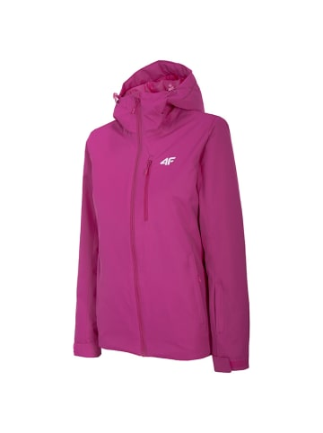 4F Ski-/snowboardjas roze