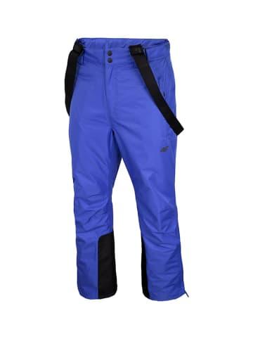4F Ski-/snowboardbroek blauw
