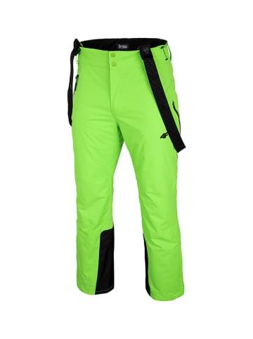 4F Ski-/snowboardbroek groen