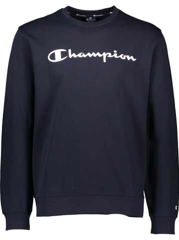 Champion Sweatshirt in Dunkelblau