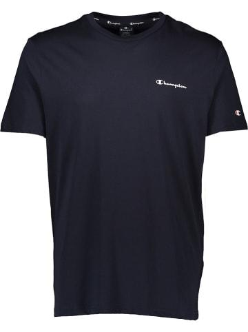 Champion Koszulka w kolorze granatowym