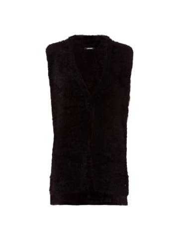 Olsen Sweter w kolorze czarnym