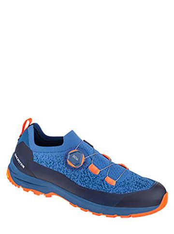 """DACHSTEIN Sportschoenen """"Leggera BOA LC"""" blauw/oranje"""