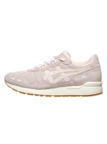 """Asics Leder-Sneakers """"Gel-Lyte"""" in Rosa"""