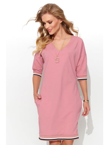 Numinou Sukienka w kolorze jasnoróżowym