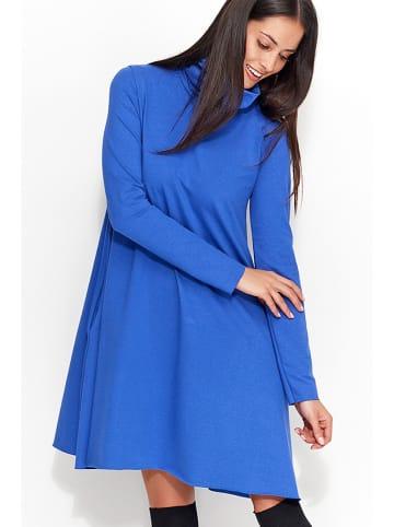 Numinou Kleid in Blau
