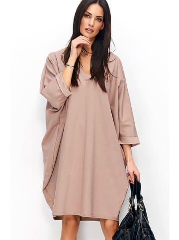 Numinou Sukienka w kolorze beżowym