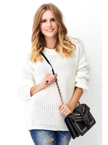 Numinou Sweter w kolorze kremowym