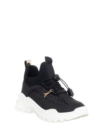 Patrizia Pepe Sneakers in Schwarz
