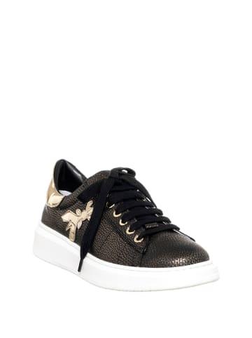 Patrizia Pepe Patrizia Pepe Sneaker Low  in hellbraun_schwarz
