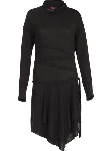 Coline Kleid in Schwarz