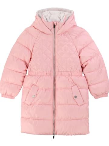Carrément beau Płaszcz zimowy w kolorze jasnoróżowym