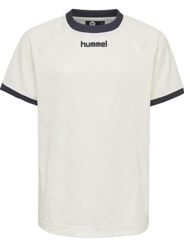Hummel Koszulka sportowa w kolorze białym