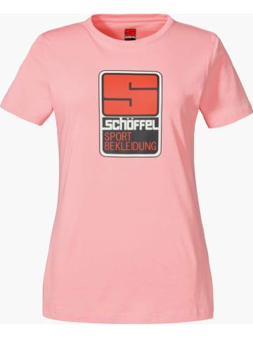 """Schöffel Shirt """"Kitimat"""" lichtroze"""