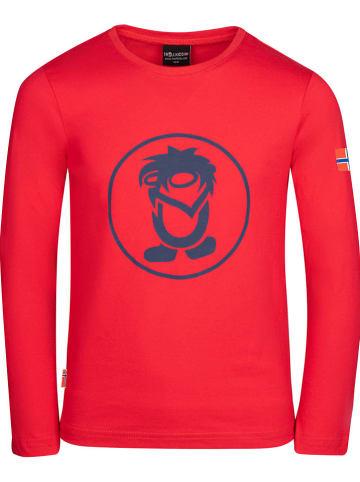 """Trollkids Functioneel shirt """"Troll"""" rood"""