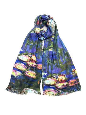 Made in Silk Szal ze wzorem - (D)192 x (S)70 cm