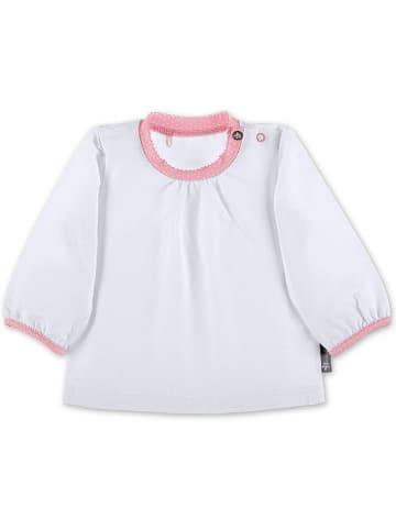 Sterntaler Koszulka w kolorze białym