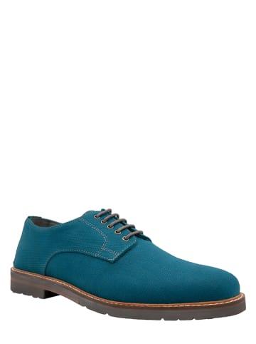 """Marc Shoes Veterschoenen """"Beppo"""" blauw"""