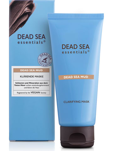 "DEAD SEA essentials Gezichtsmasker ""Dead Sea Mud"", 100 ml"