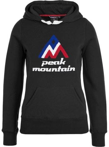 Peak Mountain Bluza w kolorze czarnym