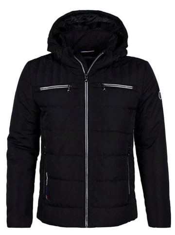Peak Mountain Winterjas zwart