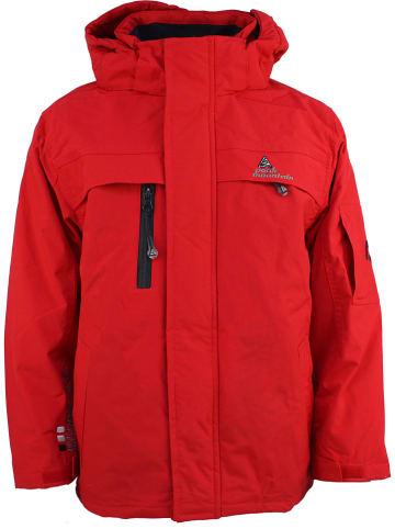 Peak Mountain Ski-/snowboardjas rood