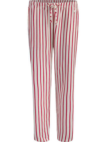 SHORT STORIES Pyjamabroek rosé/rood
