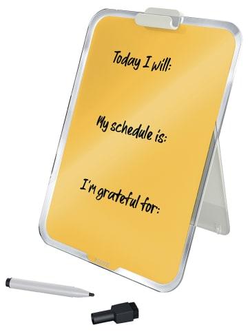 "Leitz Bureau-notitiebord ""Cozy"" geel - (B)21,6 x (H)29,7 cm"