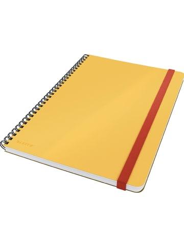 Leitz Zeszyt w kolorze żółtym - B5