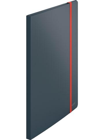 Leitz Folder w kolorze antracytowym - A4