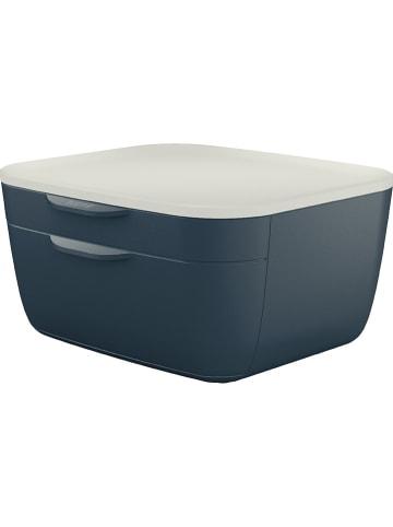 """Leitz Ladebox """"Cosy"""" antraciet  - (B)25 x (H)14,3 x (D)27,5 cm"""