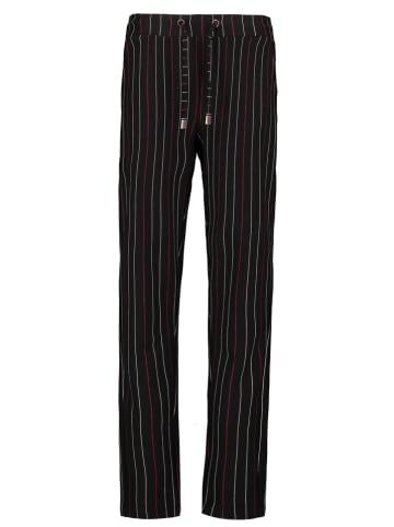 Garcia Spodnie w kolorze czarnym