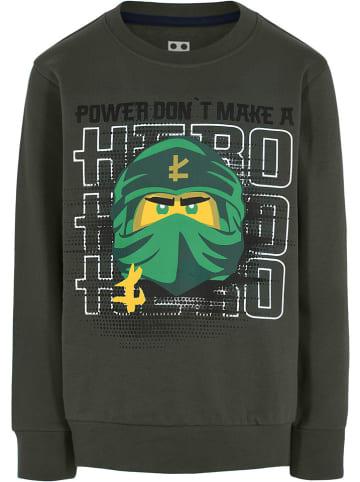 "Legowear Sweatshirt ""M-22674"" kaki"