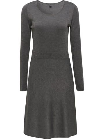 ESPRIT Sukienka w kolorze antracytowym