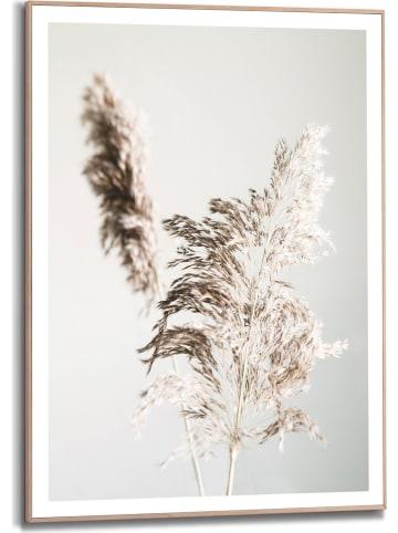 """Orangewallz Ingelijste kunstdruk """"Annes Grass"""" - (B)50 x (H)70 cm"""