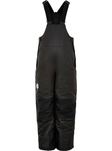 Color Kids Spodnie narciarskie w kolorze czarnym
