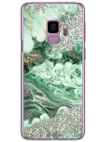 SmartCase Case voor Samsung Galaxy S9 groen