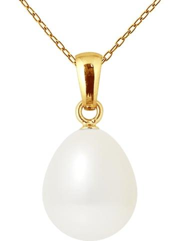 Pearline Złota zawieszka z perłą
