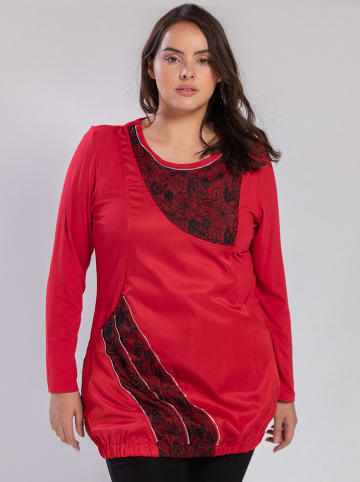 POMME ROUGE Kleid in Rot