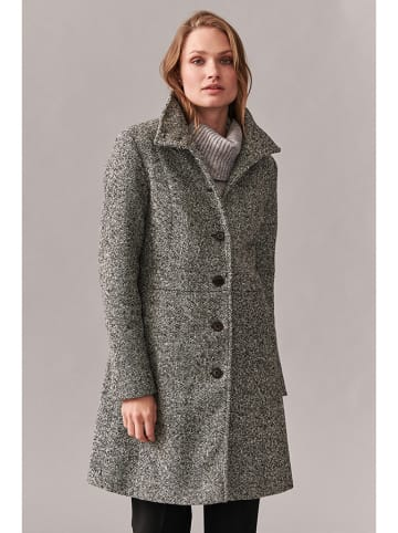 TATUUM Płaszcz w kolorze szarym ze wzorem