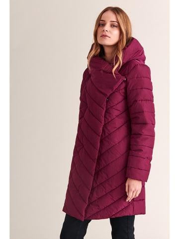 TATUUM Płaszcz w kolorze fioletowym