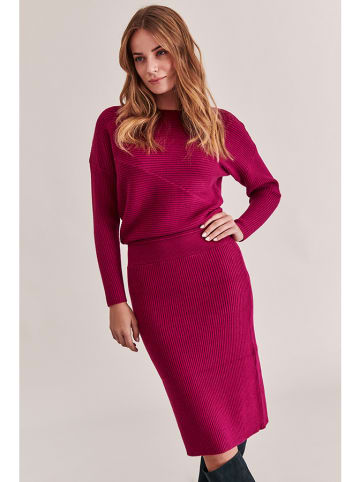 TATUUM Kleid in Fuchsia