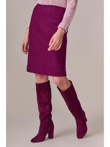 TATUUM Spódnica w kolorze fioletowym