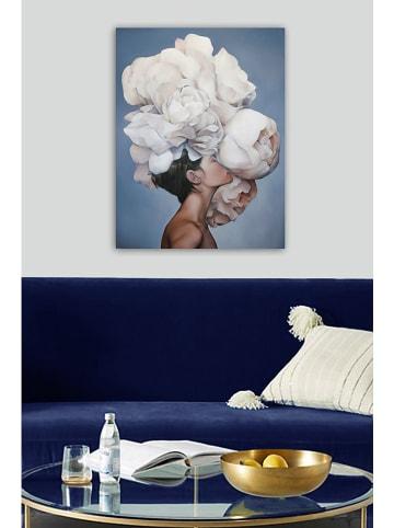 ABERTO DESIGN Kunstdruk op canvas - (B)50 x (H)70 cm